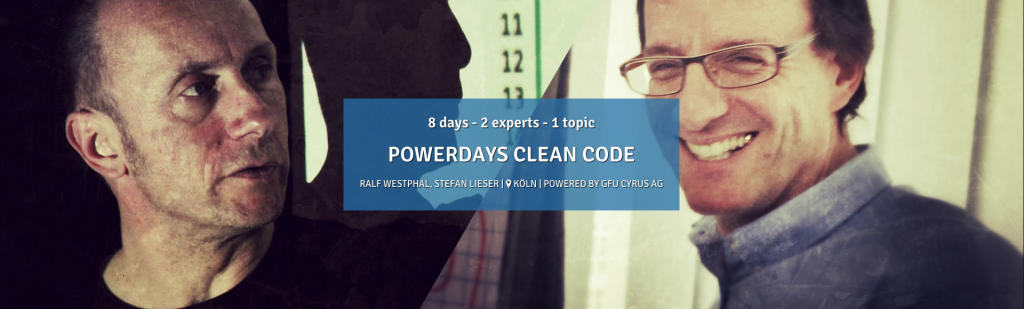 GFU Clean Code Powerdays